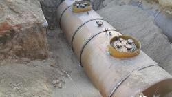 Этапы сноса подземных резервуаров