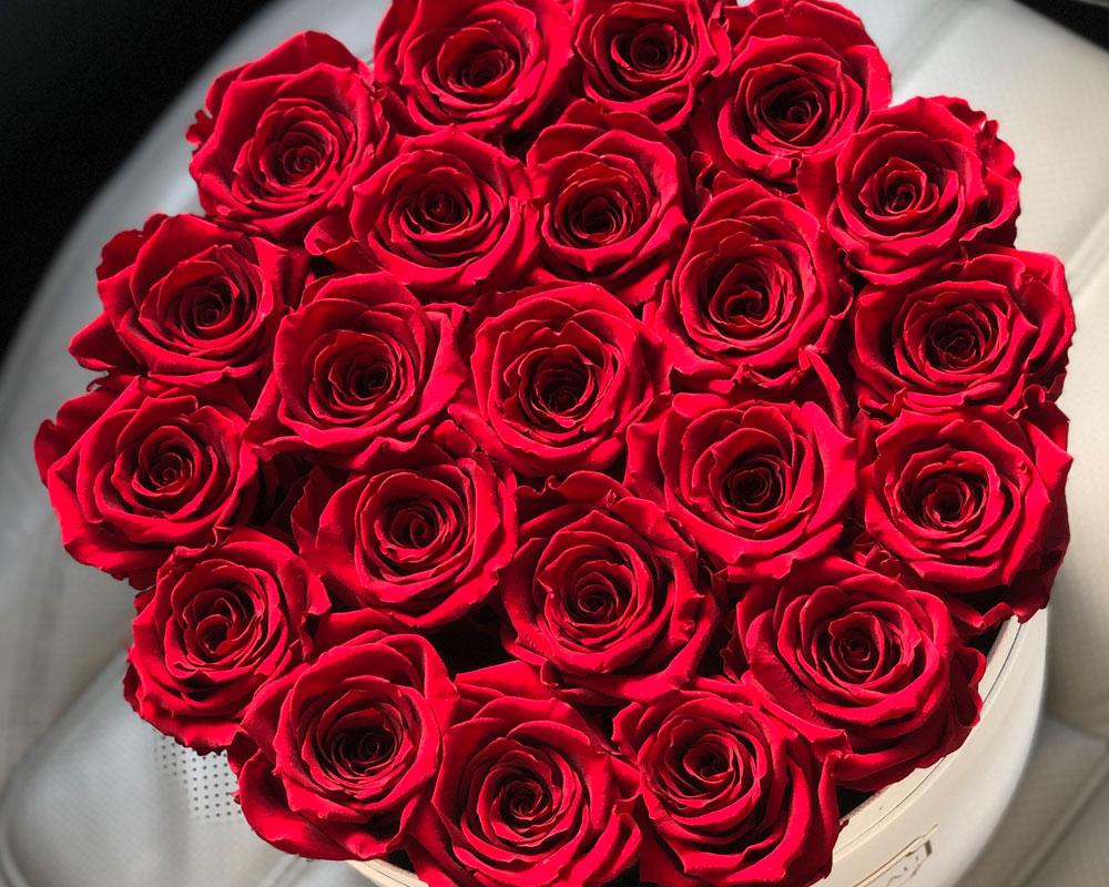 Букет роз - лучший подарок для любимого человека