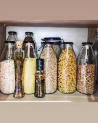 Как правильно хранить сыпучие продукты