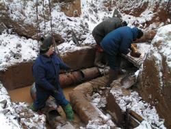 Российских предпринимателей внесут в списки физлиц, осуществляющих горячее и холодное водоснабжение