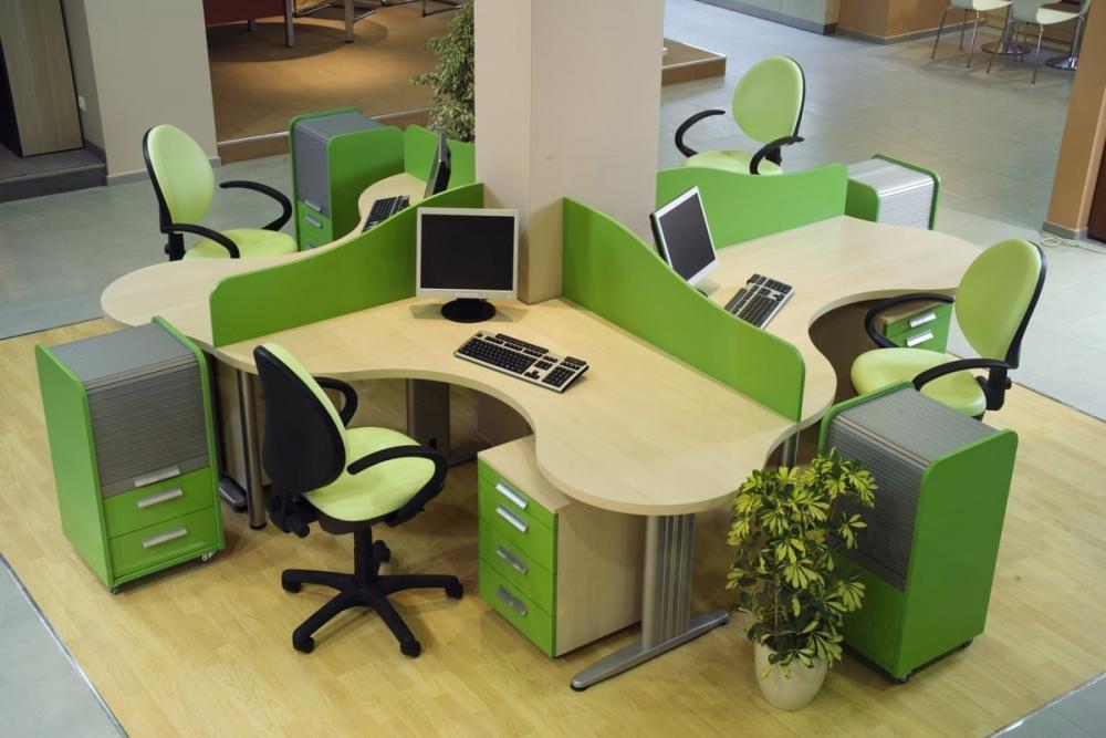 Что нужно помнить при обустройстве офисного помещения?