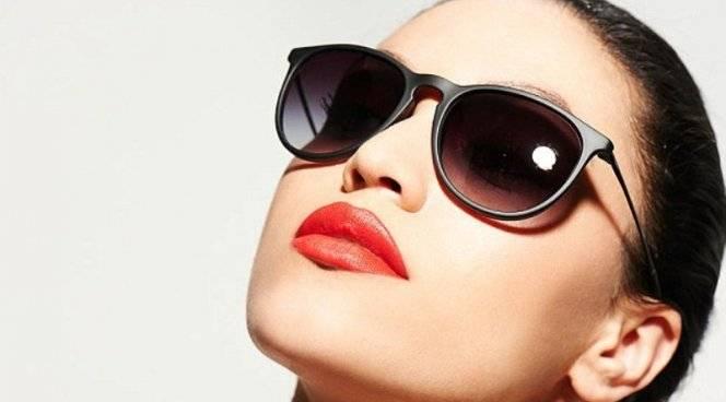 Защитите свои глаза от солнца, особенно в зимний период
