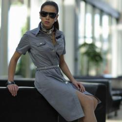 Летний стиль деловой женщины, или как сохранить дресс-код и не упариться!
