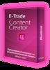 E-Trade Content Creator