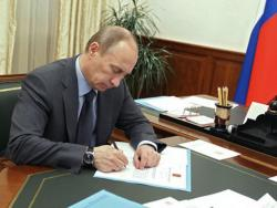 Владимир Путин распорядился усилить меры поддержки малого бизнеса