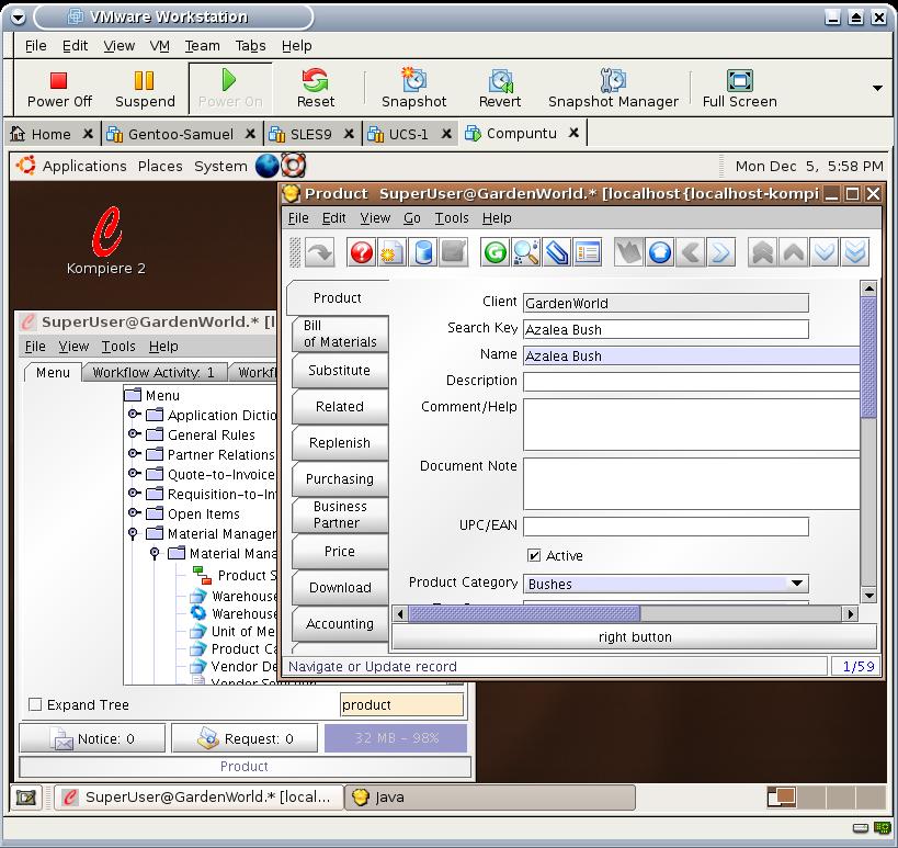 Compiere скачать программный продукт