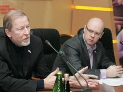 Фракция «Справедливая Россия» вновь собрала за круглым столом небезразличных к судьбе российского малого бизнеса