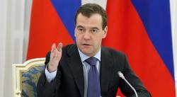 Медведев поручил Минтруду, Минфину, Минрегионов и МЭР разработать новые способы поддержки и вывода из «тени» национального малог