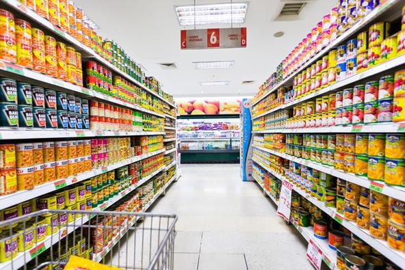 Мерчандайзинг в магазине товаров для дома