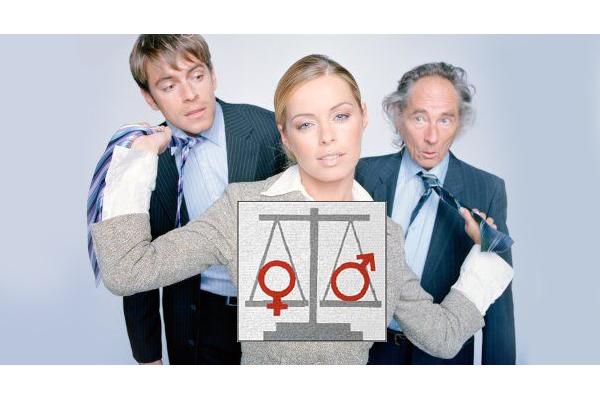 Что делать начальнику «в юбке», если в подчинении мужчины?