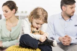 Развод и установление опеки над ребенком