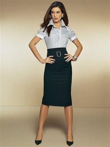 Произвести впечатление: юбка или брюки?