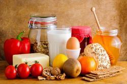 Натуральные продукты из деревни