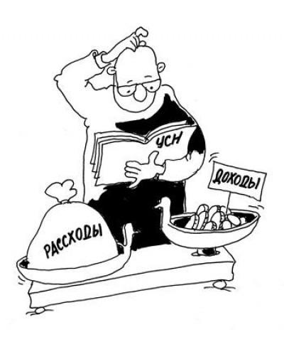 Право на получение налоговых каникул у ИП на УСН ликвидируется при выборе