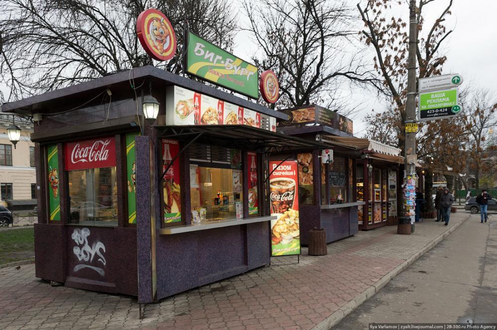 Бизнес в маленьком городе, или какой род деятельности уместен на небольшом рынке