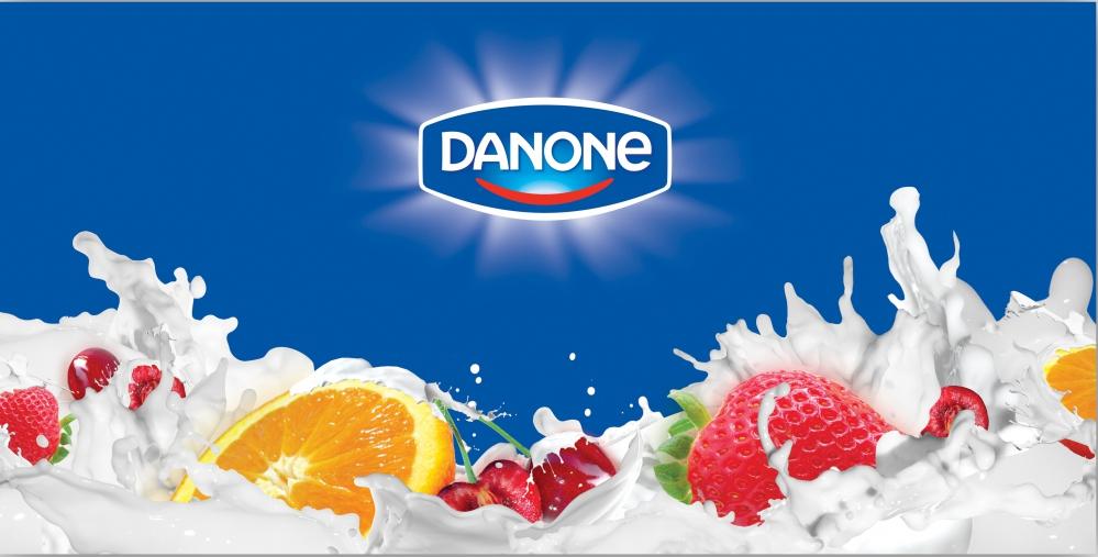 Danone – как йогурт мир покорял