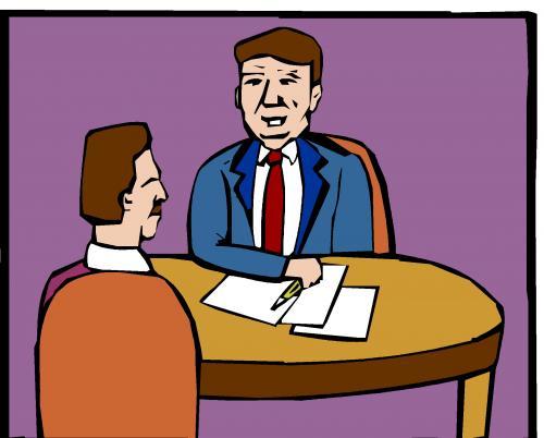 Работодатель и Претендент на работу