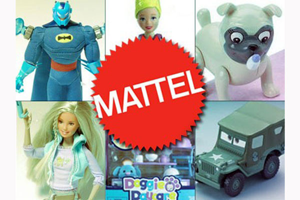 Mattel – история игрушек