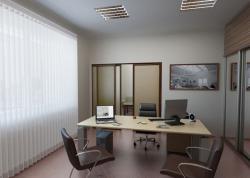 Офис -дизайн и планировка