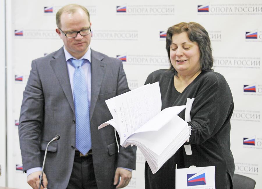 «Опора России» подвела итоги акции «100 000 подписей против роста пенсионных взносов для ИП»