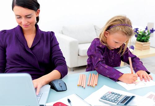 Дети и бизнес: совмещаем несовместимое!