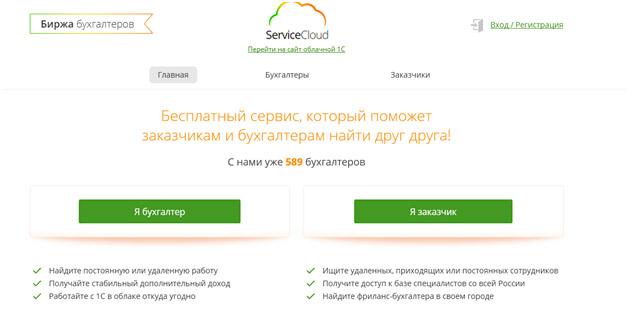 «Биржа бухгалтеров»: ищем бухгалтера онлайн